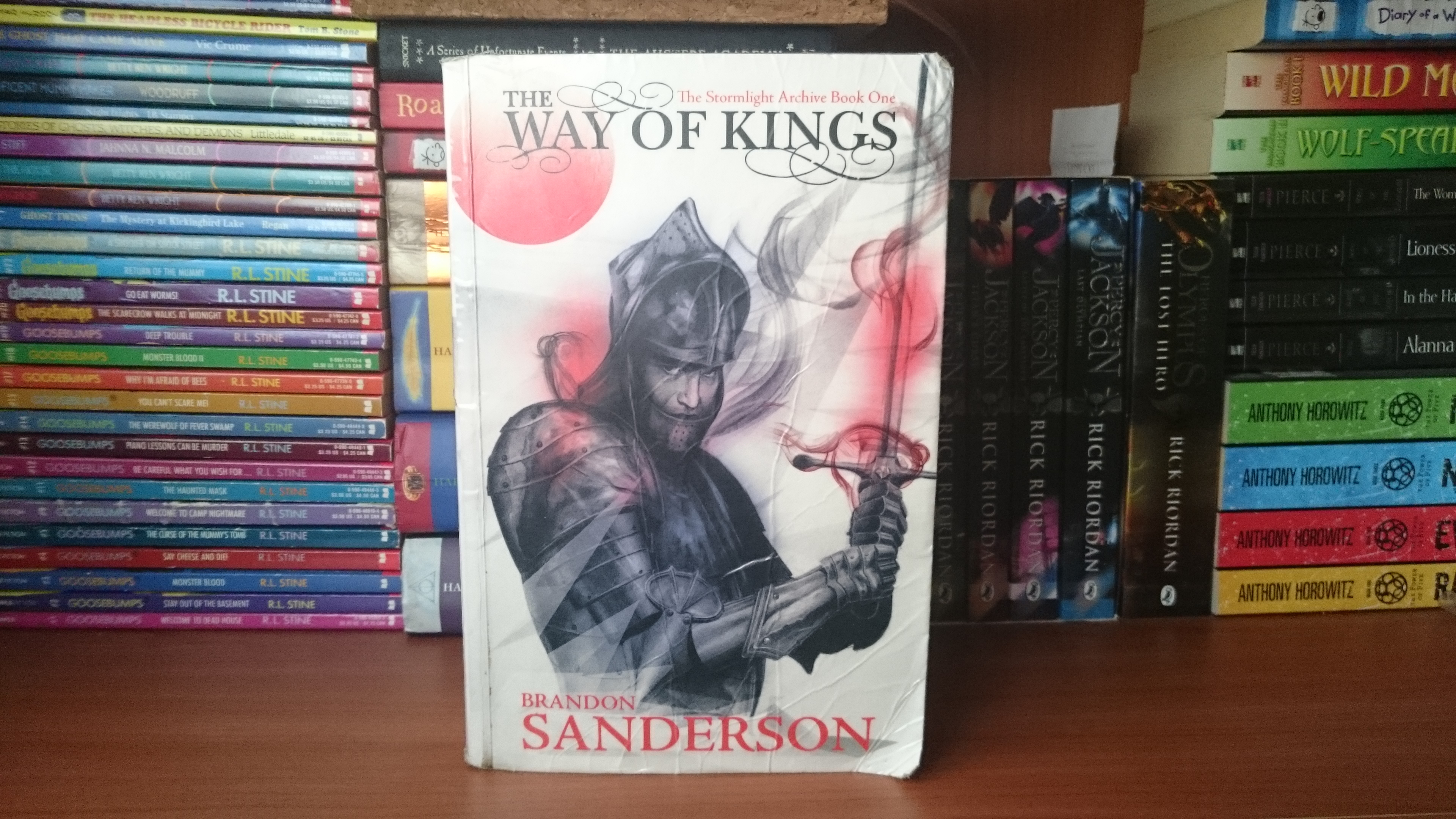 BOOK REVIEW | The Way of Kings (The Stormlight Archive #1